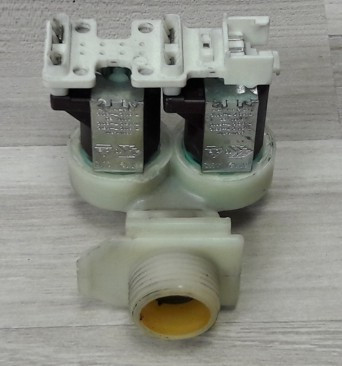 Siemens, WM14Y443, 2fach, Magnetventil, gebrauchtes Ersatzteil, Erkelenz